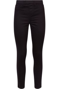 New Look Czarne Jegginsy Skinny  Regular