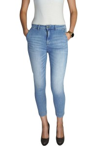 United Colors Of Benetton Jeansy 7/8, Jasny Jeans