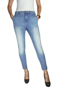 United Colors Of Benetton Jeansy 7/8, Sprany Jeans