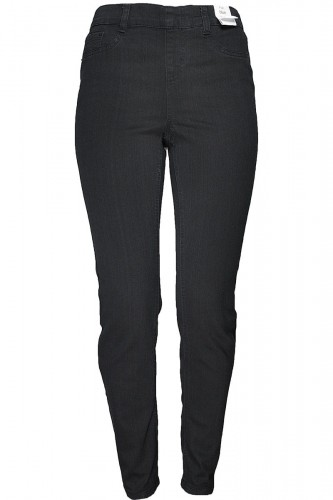 Czarne Spodnie, Jeggings